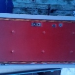 Дверь металлическая с шумоизоляцией, Омск