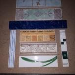 Продаю бордюры керамические для плитки, Омск