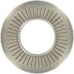 Шайба Ф8,2х18х1,4(М8) стопорная коническая NF E 25-511, Омск