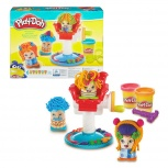 Сумасшедшие прически набор для лепки Play-Dohот Hasbro, Омск