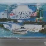 Игральные карты из казино на Ниагарских водопадах, Омск