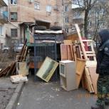 Утилизация мусора и хлама, Омск