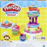 Делаем Торт. Набор Для Лепки Play-Doh, Омск
