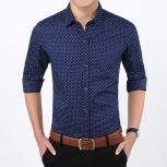Рубашка мужская новая slim fit, Омск
