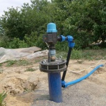 Бурение скважин для воды на дачных участках, Омск