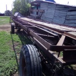 Телега +дом на колесах + ульи для пасеки, Омск