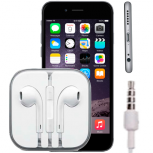 Замена разъема наушников на iPhone 6, Омск