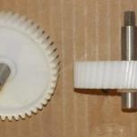 Шестерня мясорубки VITESSE, D=82mm, зуб-46шт, косой, Омск