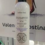 Шампунь для поврежденных волос безсульфатный SHAMPOO FOR DAMAGED HAIR, Омск