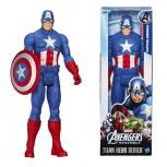 Капитан Америка Игрушка Супергероя От Hasbro, Омск