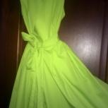Платье, Омск