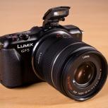 Фотоаппарат panasonic lumix DMC-GF5 KIT, Омск