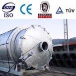 Пиролизные установки переработки отходов, загрузка 5 - 6 т, 10 т/сутки, Омск