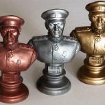 """статуэтка """"Адмирал Колчак А.В."""", Омск"""