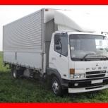 Большой высокий фургон, 5 тонн,  6.5 метров, Омск
