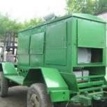 Дизельный генератор АД-60Т400 с хранения, Омск