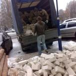 Вывоз строительного мусора Газель, Зил, Камаз, Омск