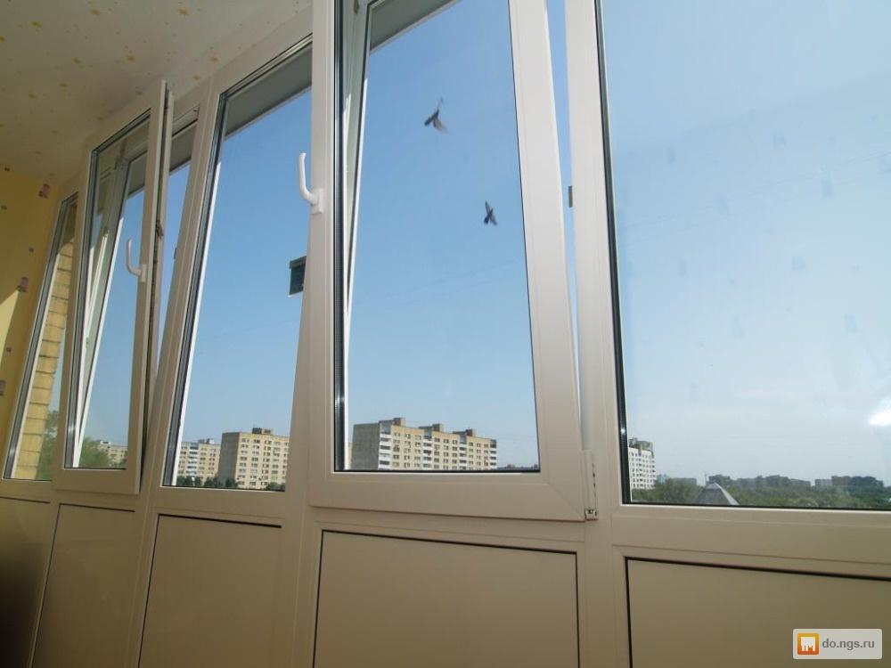 Окна и балконы под ключ . цена - договорная., омск - нгс.объ.