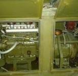 Дизель генераторы (электростанции)АД 10Т/230 с хранения, Омск