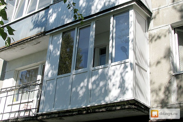 Балконы и лоджии под ключ . цена - 21000.00 руб., омск - нгс.