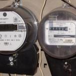 Услуги по замене электрического счетчика, Омск