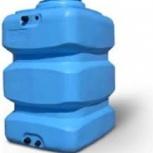 Баки (емкости) для воды пластиковые ATP прямоугольные 500-1000 литров, Омск