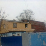 Кровельные работы в новом строительном сезоне, Омск
